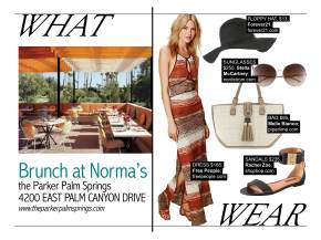 Palm Springs Style Guide